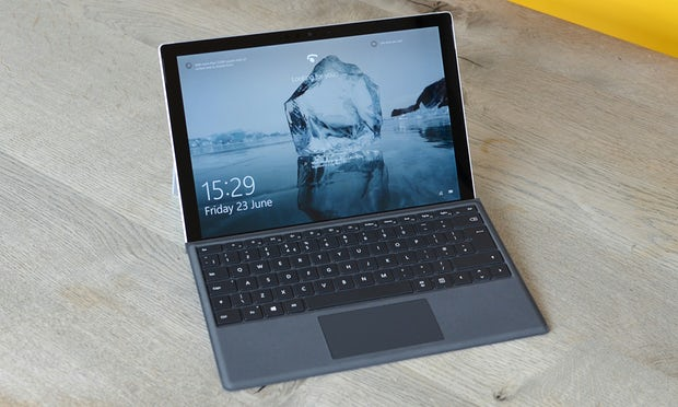 Microsoft surface Pro Review: Très presque l'avenir de Windows PCS