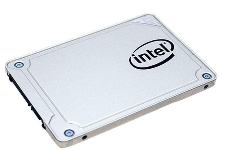 Intel SSD 545 lancé, d'abord sur le marché avec 64-Layer 3D NAND
